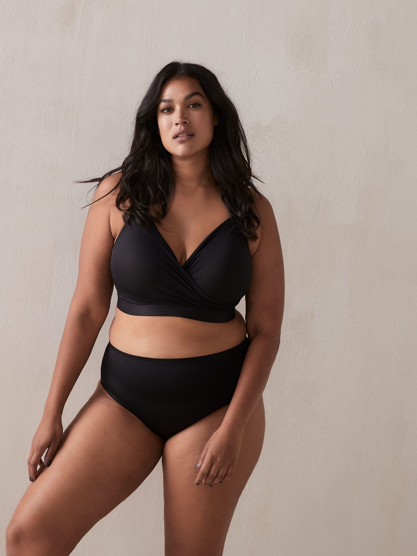 Wirefree Lounge Bra - Déesse Collection