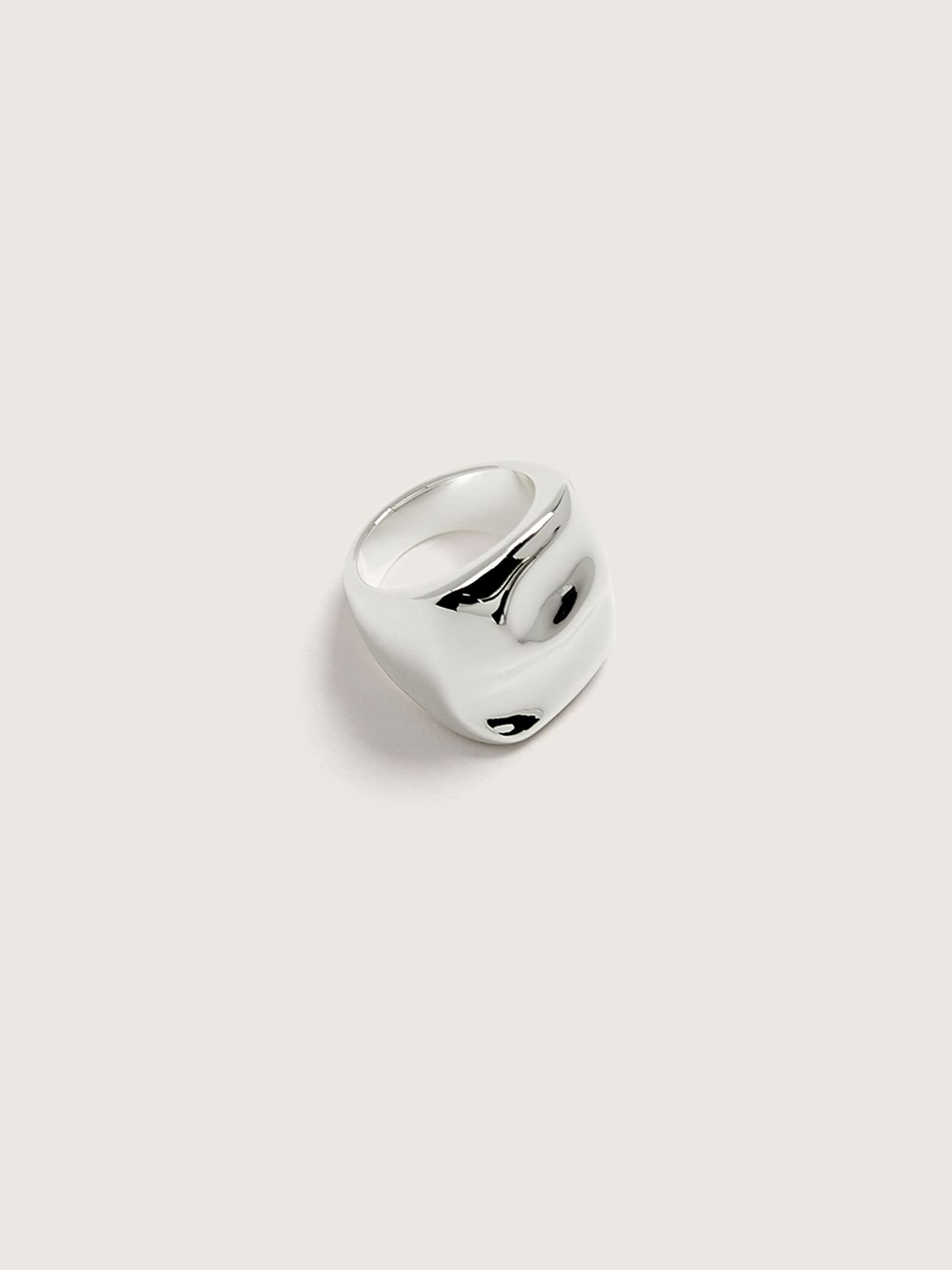 14K Gold Plated Cocktail Ring - Addition Elle