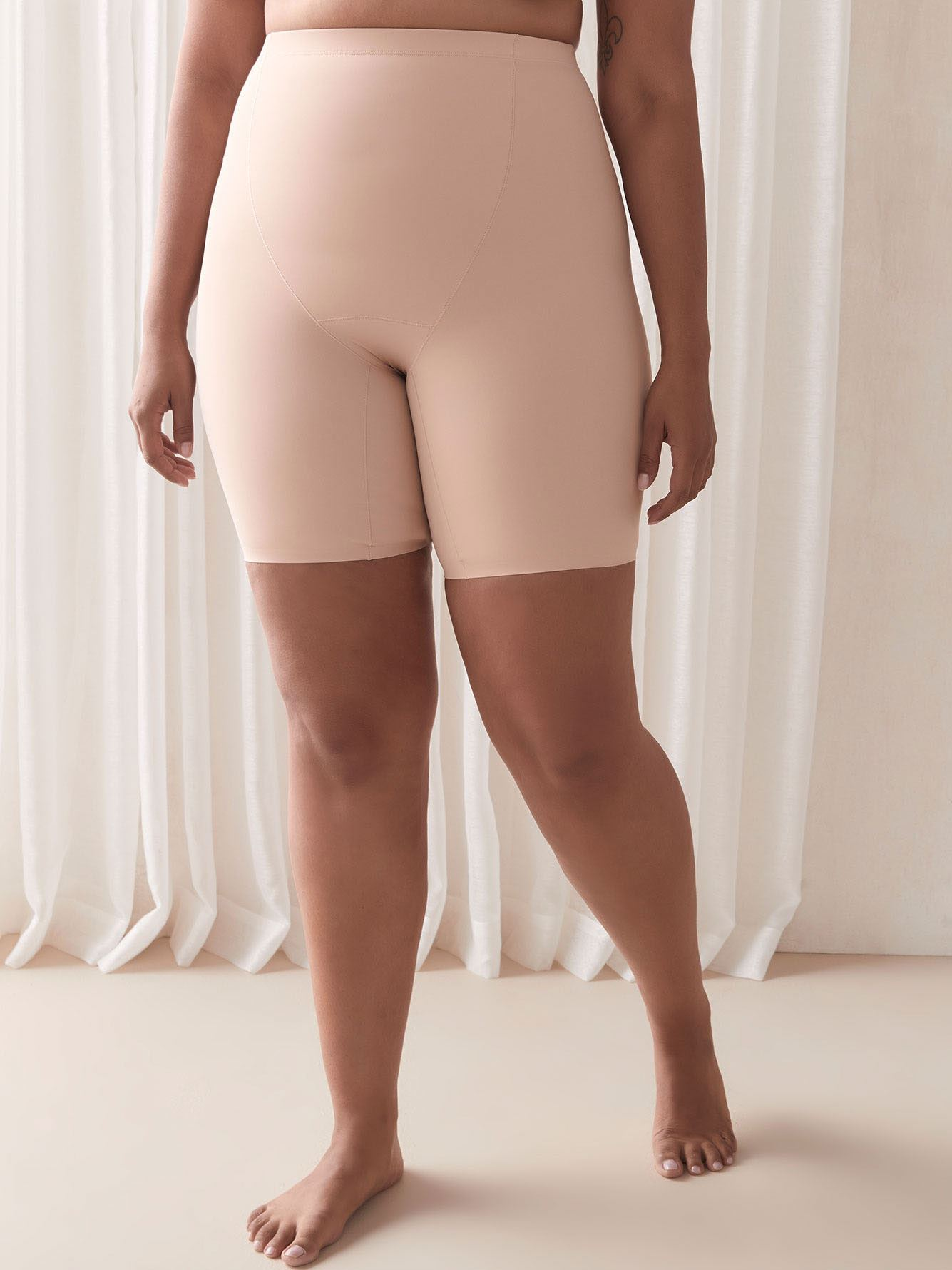 Long Leg Shapewear Panty - Addition Elle