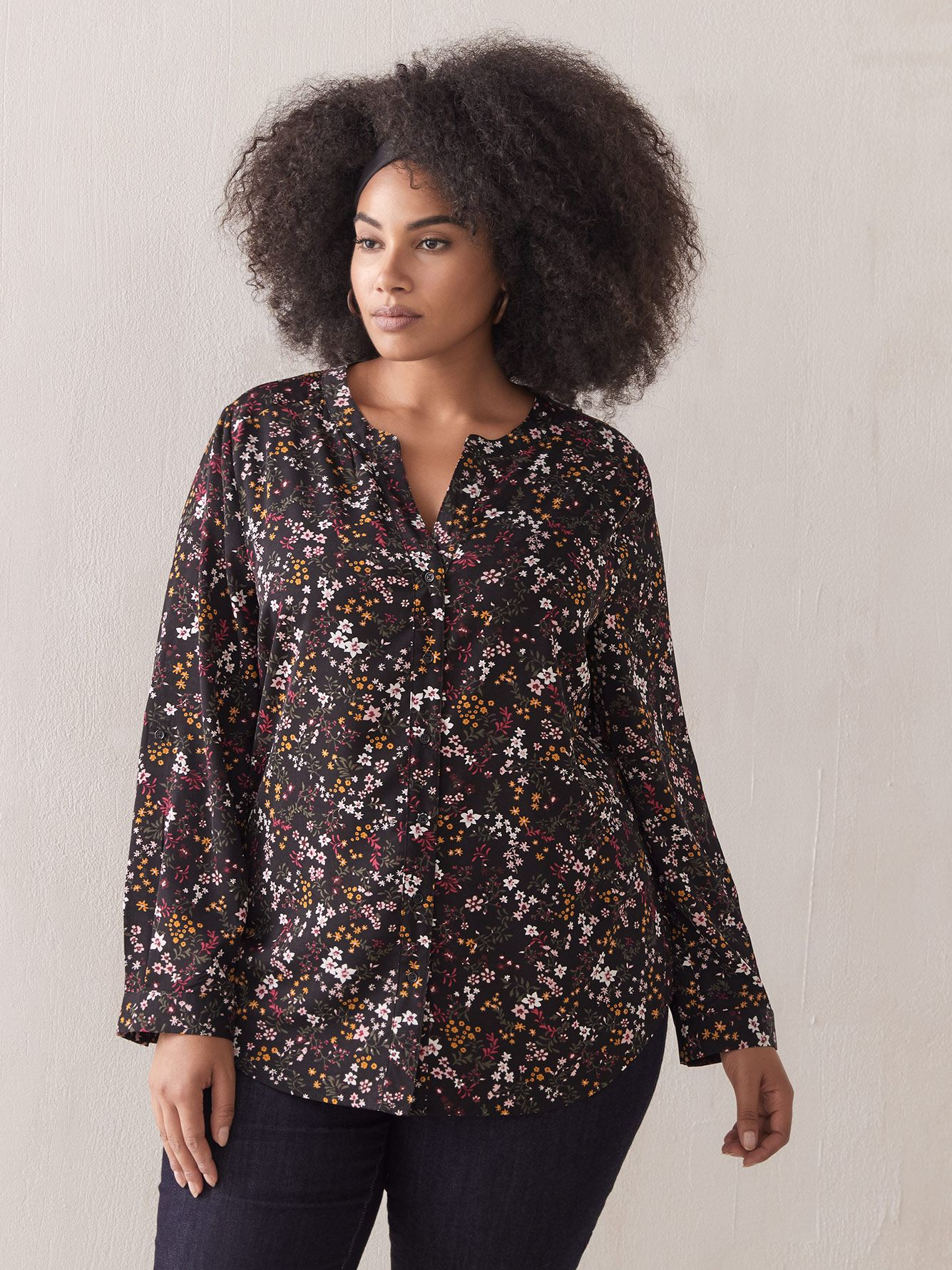 Long Sleeve Blouse - In Every Story