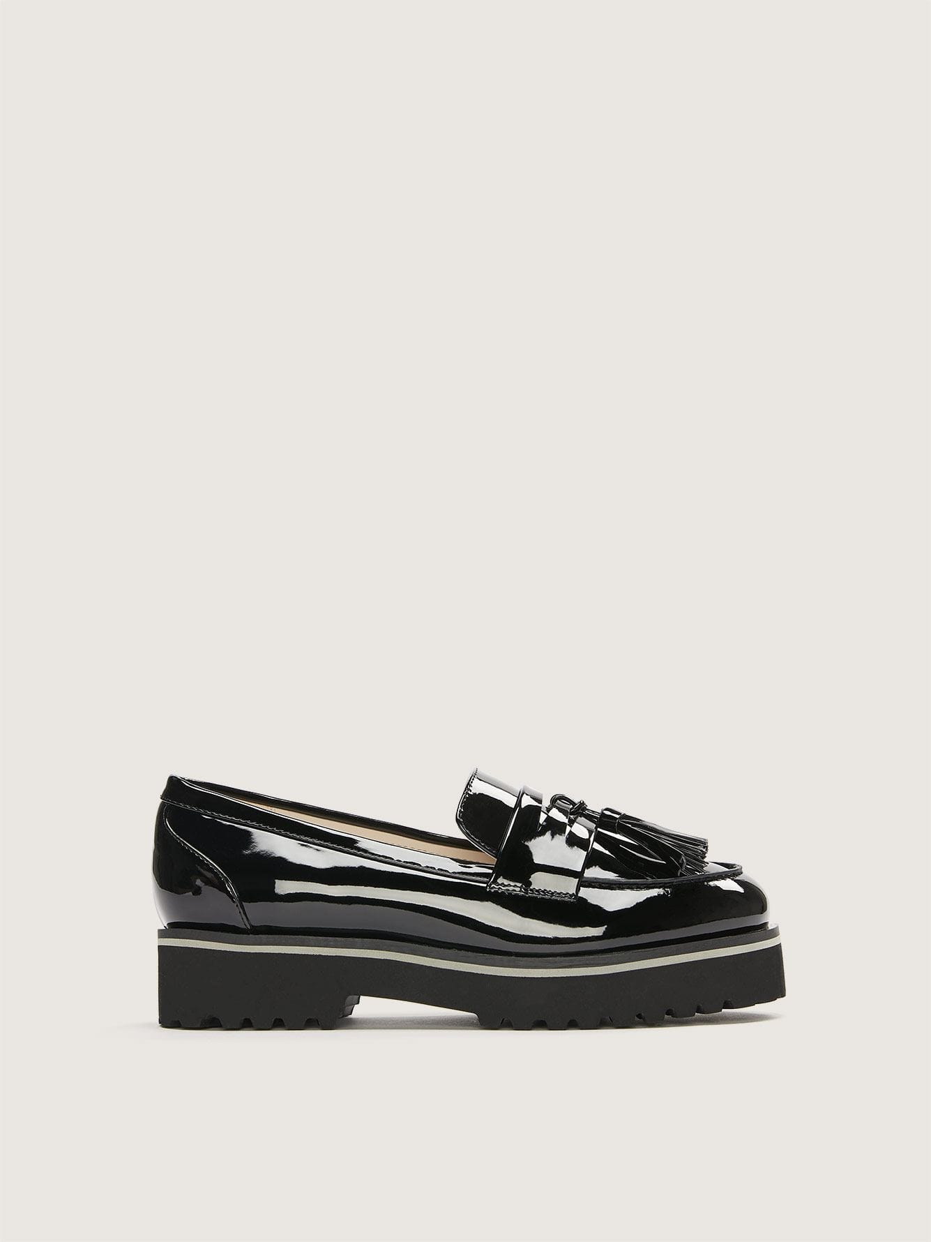 Wide Benedict Tassel Loafers - Kendall + Kylie