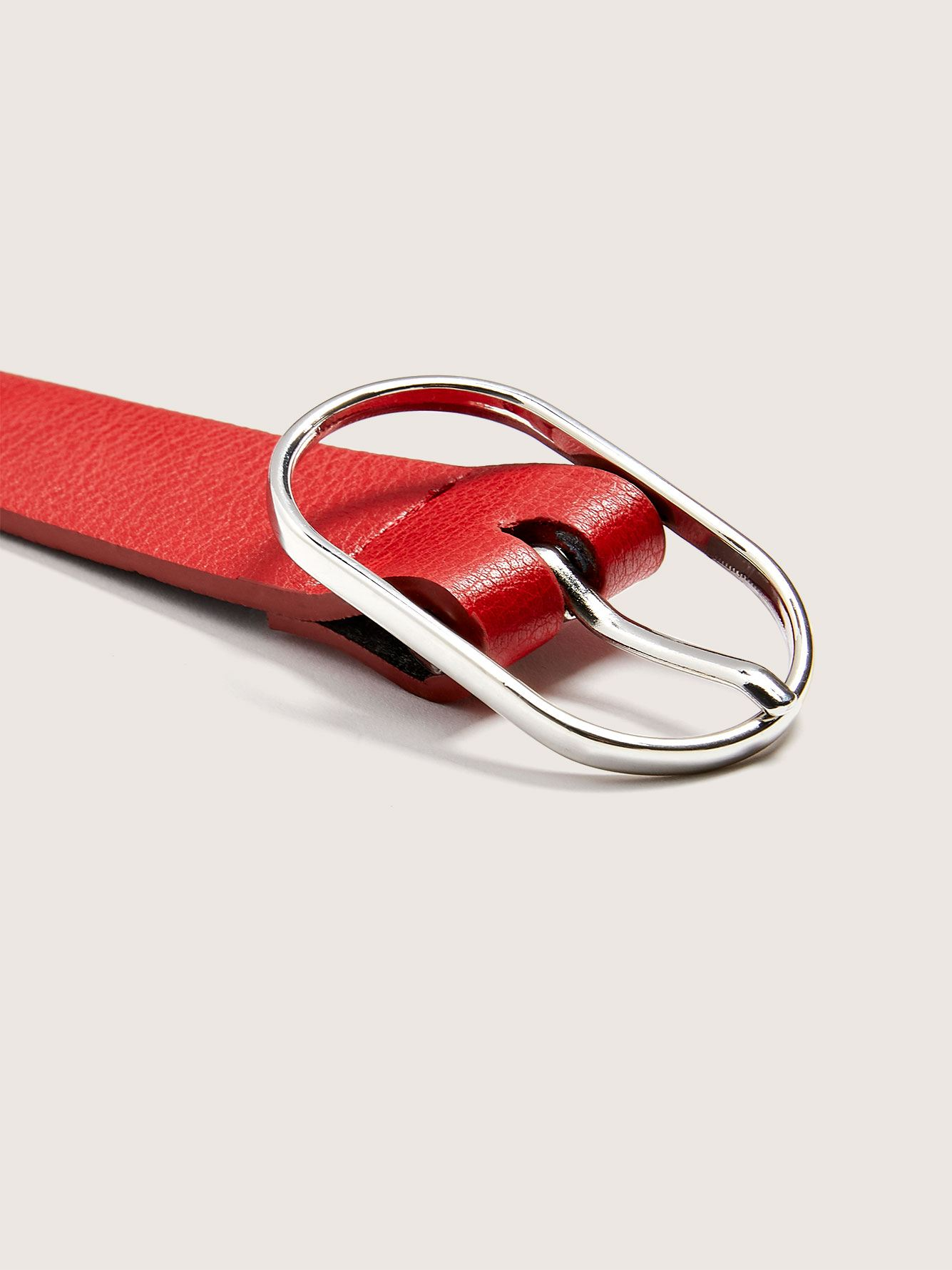 Belt with Oblong Buckle - Addition Elle