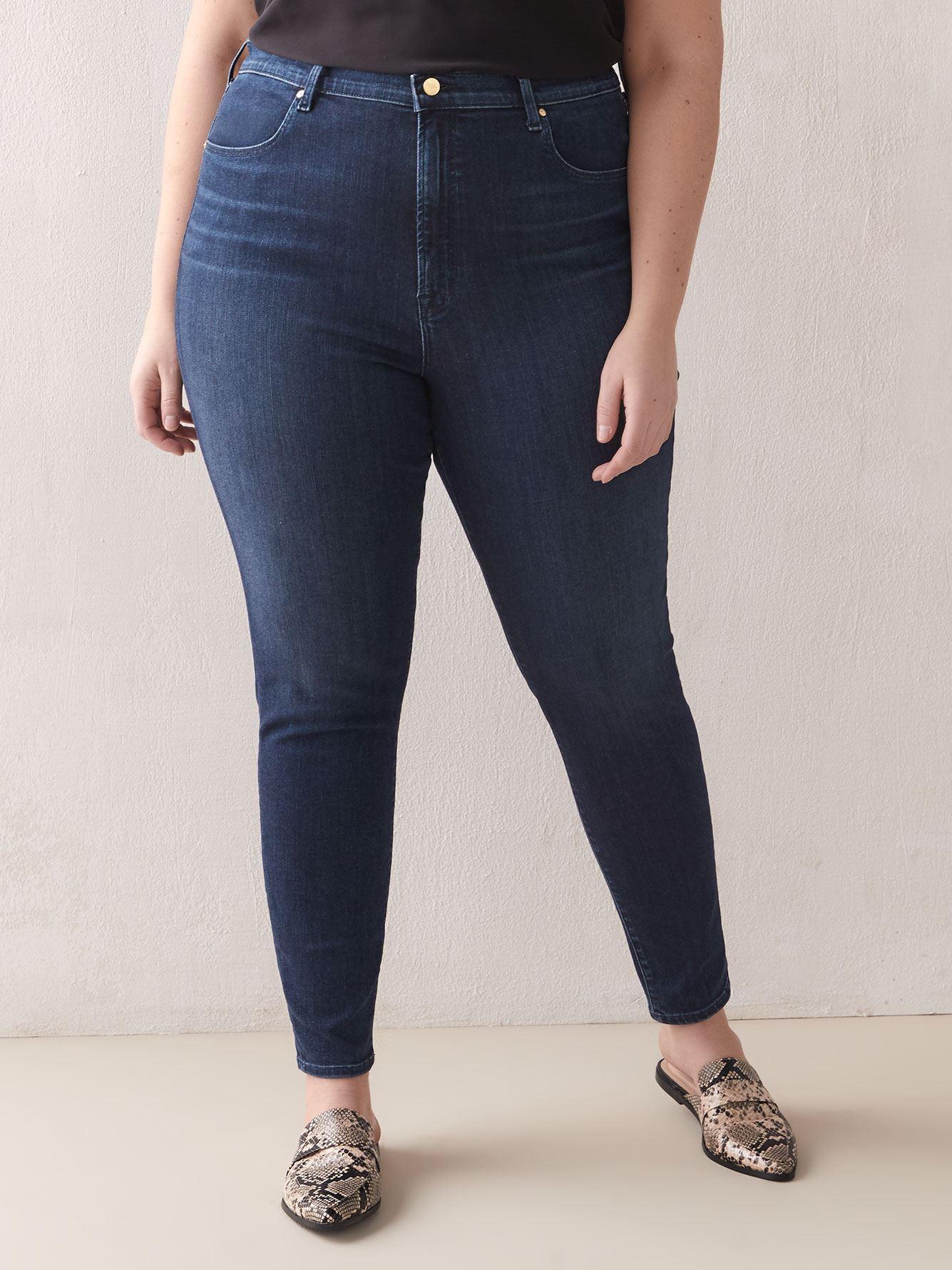 Maria High-Rise Skinny Jean - J Brand