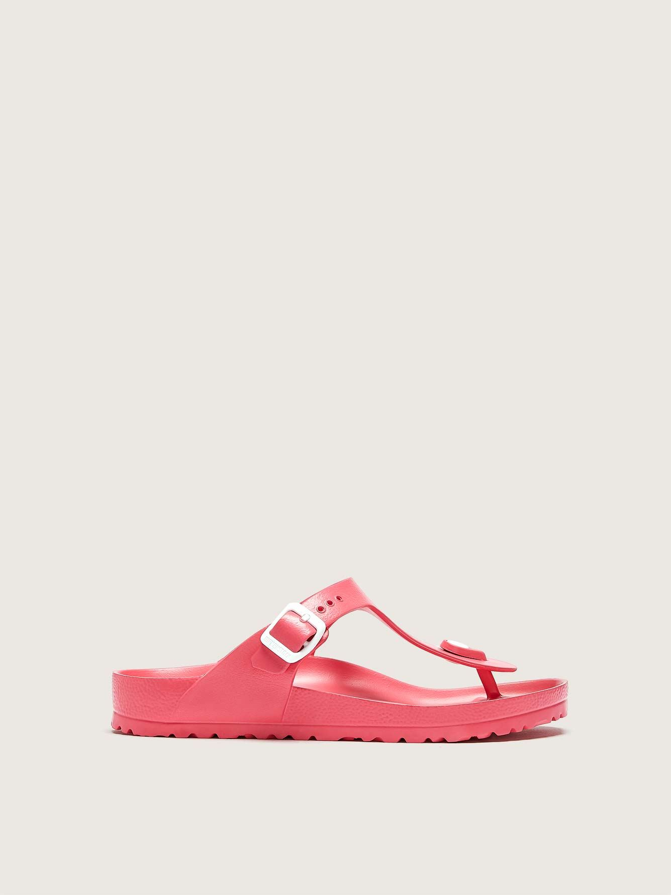 Solid Thong Sandals - Birkenstock