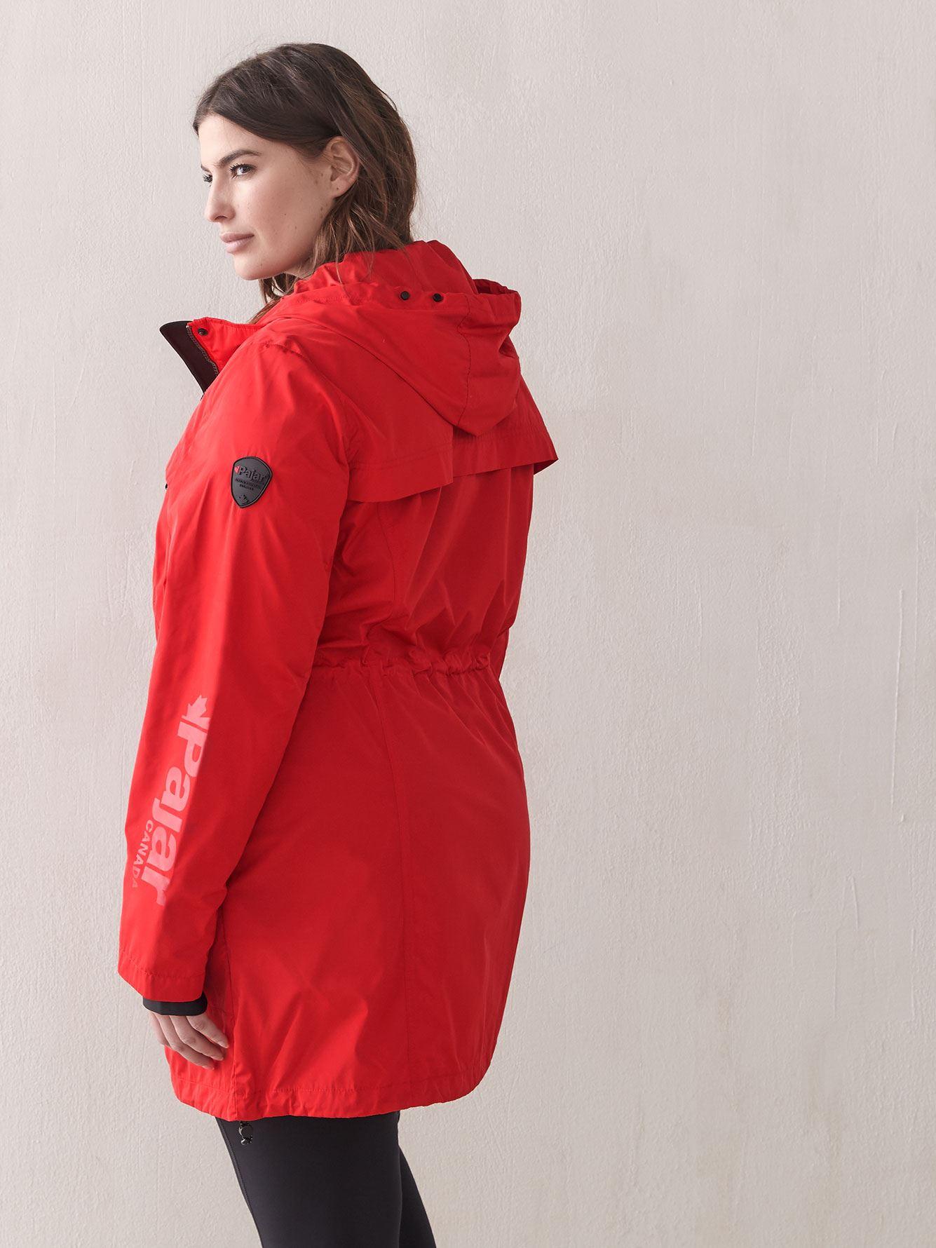 Manteau de pluie compressible Jackie - Pajar