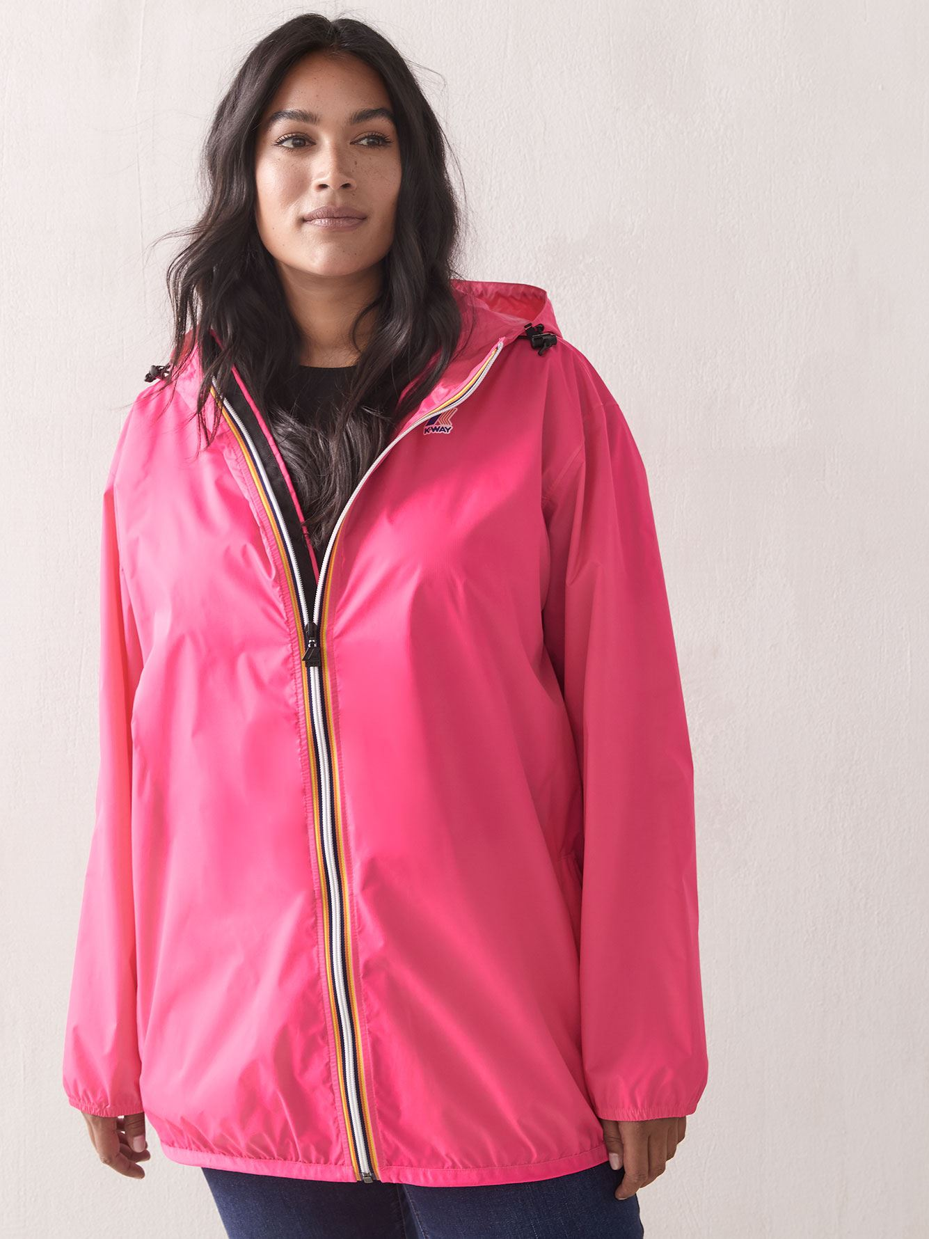 Le Vrai Claude 3.0 Packable Raincoat - K-Way