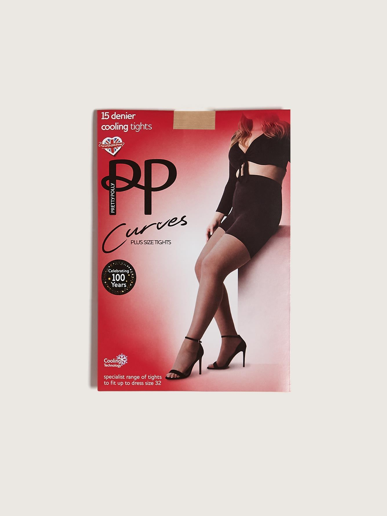 Cooling Sheer 15D Nylons - Pretty Polly