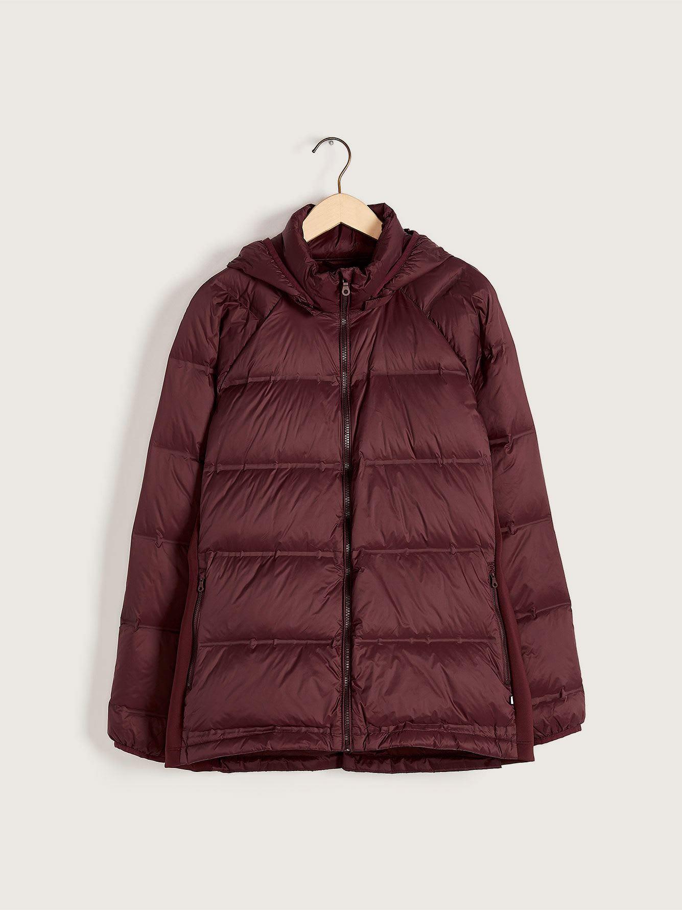 Manteau compressible en duvet - Addition Elle