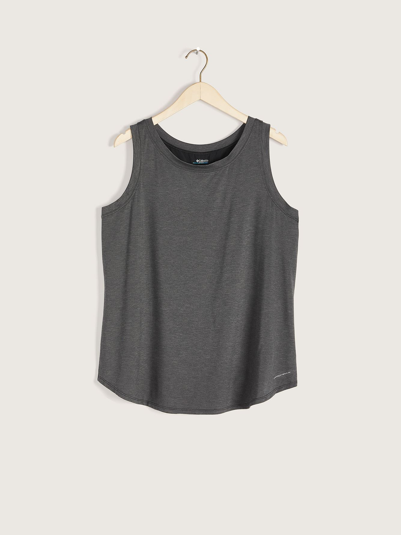 Place to Place Tank Top - Columbia