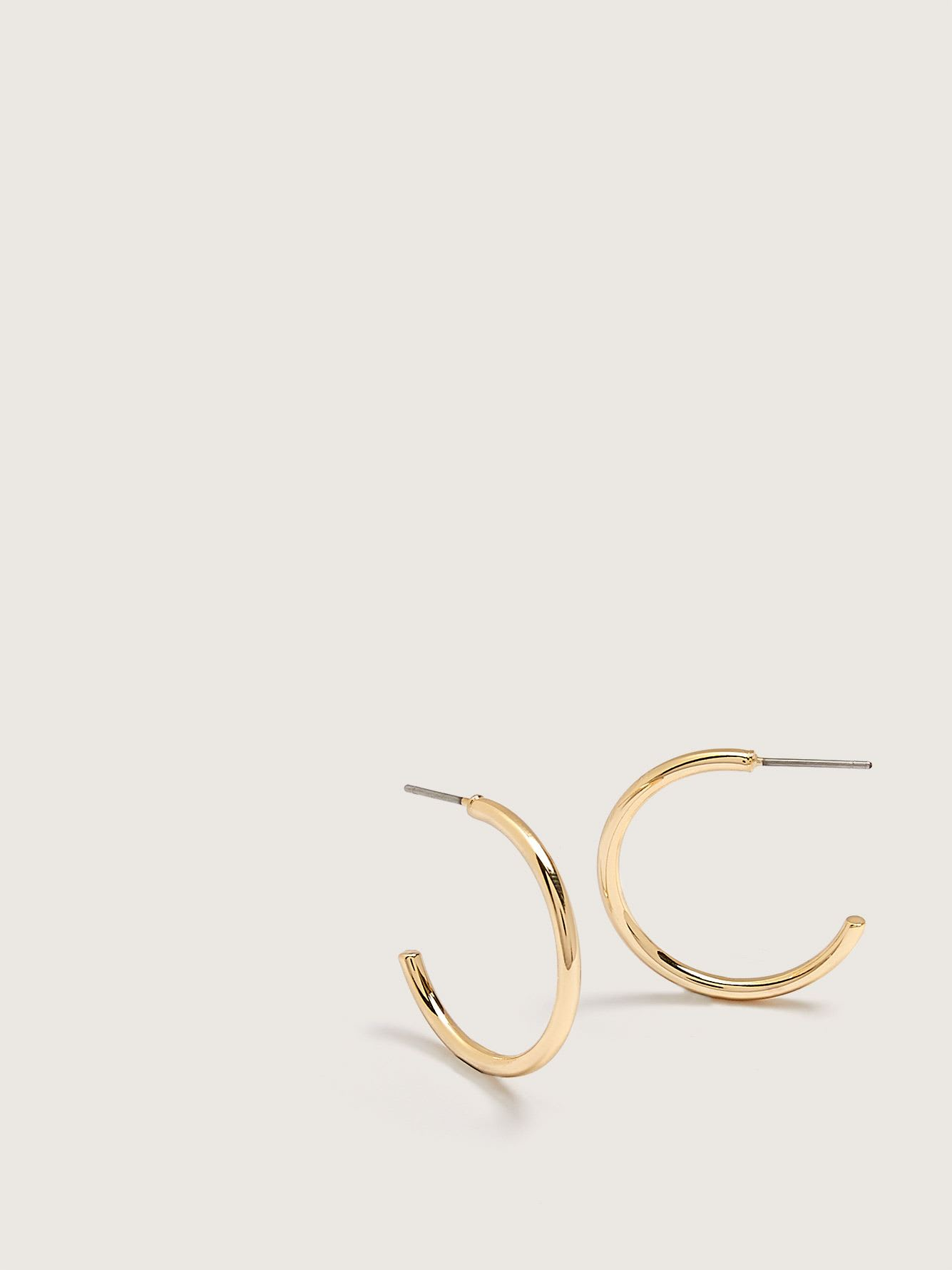 Medium Classic Hoop Earrings - Addition Elle