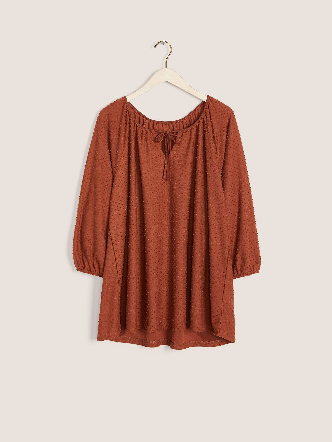 Clip Dot Blouse - In Every Story